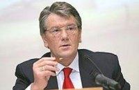 Ющенко заявил, что паника в Украине в связи c гриппом создана искусственно