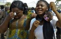 Нигерийская авиация по ошибке разбомбила лагерь беженцев