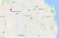 В Одессе прогремел взрыв гранаты (обновлено)