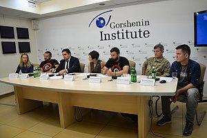 Кто сегодня защищает Украину: видеоотчет с круглого стола