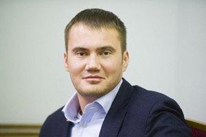 На могиле сына Януковича появилась табличка с именем