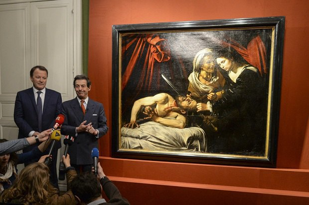Написану 400 років тому картину Караваджо знайшли на горищі у Франції (фото)