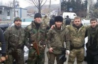 Боевики стягивают бронетехнику вплотную к украинским позициям