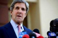 Госсекретарь США Джон Керри отменил свой визит в Украину