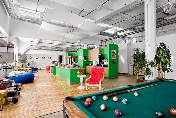 В офісі Google у Піттсбурзі