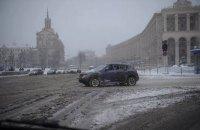 Синоптики обещают снегопад в понедельник