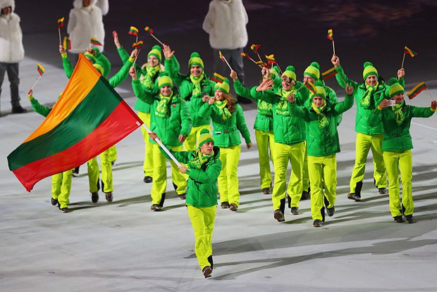 Сборная Литвы