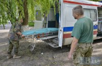 ПДМШ провел 19 ротацию на Донбассе