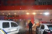 Из киевского магазина за пять минут вынесли 50 смартфонов