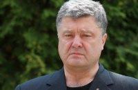 """Порошенко: боевики сначала сбили """"Боинг"""", а теперь издеваются над телами погибших"""