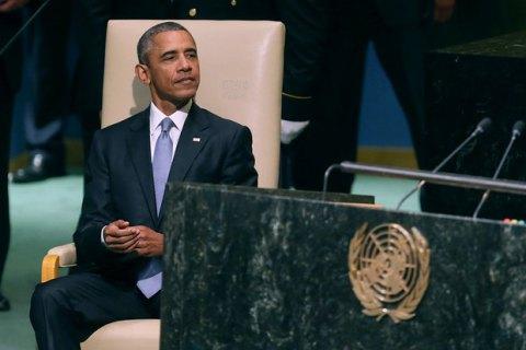 "Обама назвал Януковича ""марионеткой Путина"""