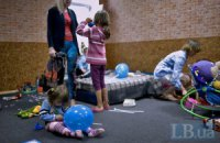 СНБО заявляет о 32 тыс. переселенцев из зоны АТО