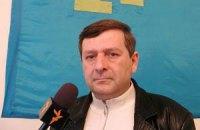 В Бахчисарае полиция обыскивает дом зампредседателя Меджлиса