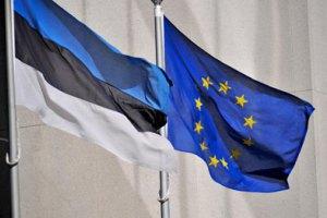 Эстония ратифицировала СА Украины с ЕС