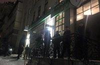 УКРОП заявил о блокировании офиса партии вооруженными людьми (обновлено)