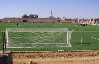 Футболисты сборной Эритреи попросили убежища в Ботсване