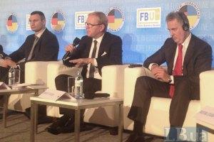 Кличко удивлен появлением Фирташа на панельной дискуссии в Вене