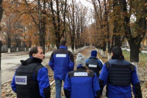 Украина предложила план по размещению ОБСЕ на границе с РФ