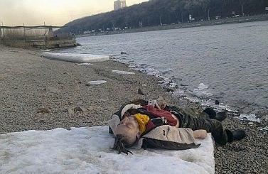 Тело Владимира нашли на Трухановом острове