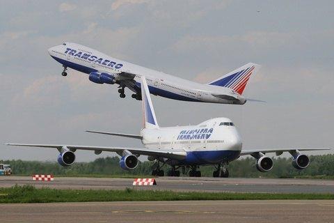 «Аэрофлот» покупает «Трансаэро» за1 руб.