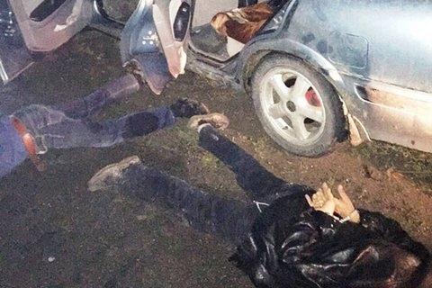 Освобожденные «позакону Савченко» лица задержаны заразбой наВинничине