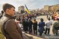 Черкассы собрались в поддержку Савченко