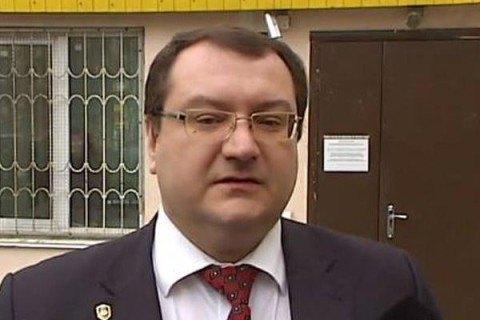 Похитители надели адвокату Грабовскому браслет совзрывчаткой. Чтобы подавить его волю