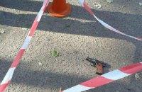 В Киеве мужчина пытался стрелять в патрульных