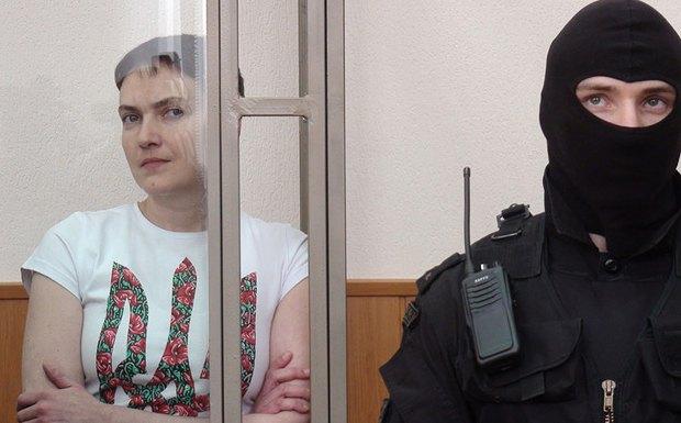 Онлайн-трансляція оголошення вироку Савченко (фото)