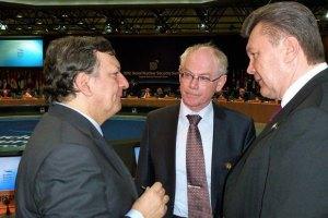 Януковича призвали показать прогресс для подписания Ассоциации