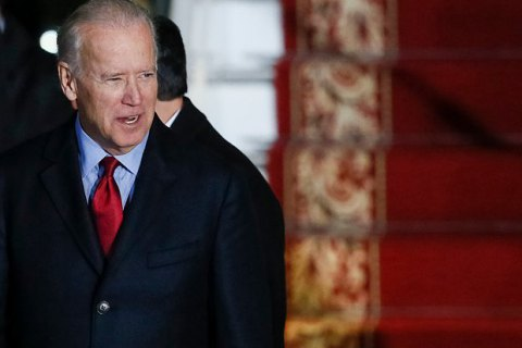 ВКиеве ожидают приезда 15января вице-президента США Джозефа Байдена