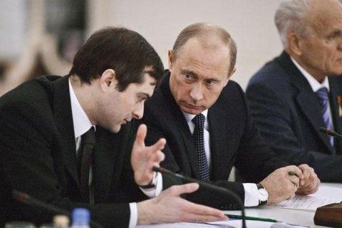 СБУ: Сурков є персоною нон грата вУкраїні