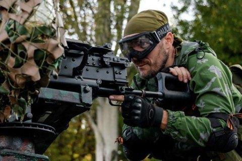 За сутки боевики 50 раз обстреляли позиции военных на Донбассе