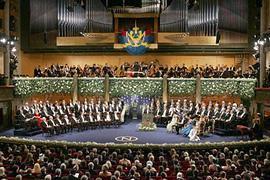 Украина поедет на Нобелевские торжества