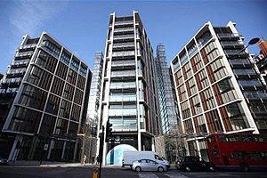 Видео новых апартаментов Ахметова в Лондоне