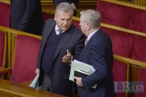 """Европарламент оставил миссию Кокса-Квасьневского в """"состоянии готовности"""""""
