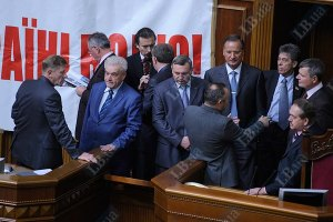 БЮТ обещает новые и разнообразные методы сопротивления диктатуре
