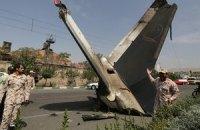 Пилотом разбившегося в Иране самолета был украинец