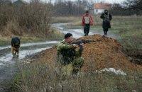 Дивна тиша. В районі Станиці Луганської бойовики ставлять нові блокпости і посилюють позиції