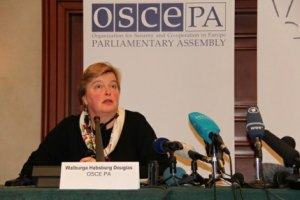 К Тимошенко просится вице-президент ПА ОБСЕ