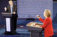 Видео теледебатов Клинтон и Трампа с переводом