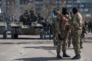 В Славянске снова стреляли, сообщают о погибших (обновлено)