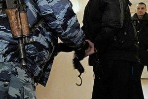 На пути кортежа Януковича задержали 4-х протестующих