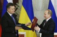 Путин: грубо говоря, Янукович - действующий президент