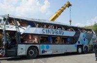 Автобусы из Украины и Польши столкнулись в Германии, погибли 9 человек (обновлено)