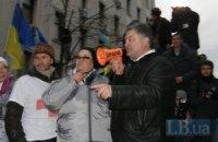 Порошенко назвал действия под АП провокацией