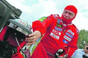 Червоненко попал в аварию на гонках в Литве