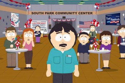 Авторам South Park довелося переробляти нову серію через перемогу Трампа на виборах (видео)