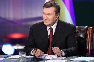 Янукович отказался от интервью с Коротичем из-за вопроса о Тимошенко