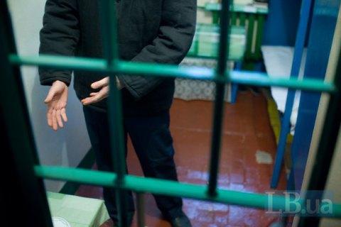 Водесской колонии заключенные отказались работать